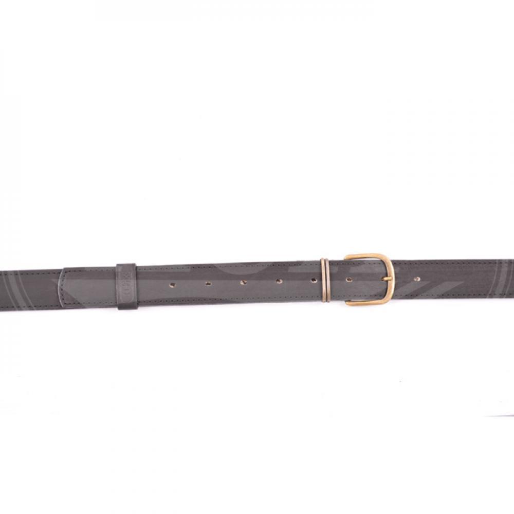 Ремень ружейный регулируемый кожаное крепление (III)