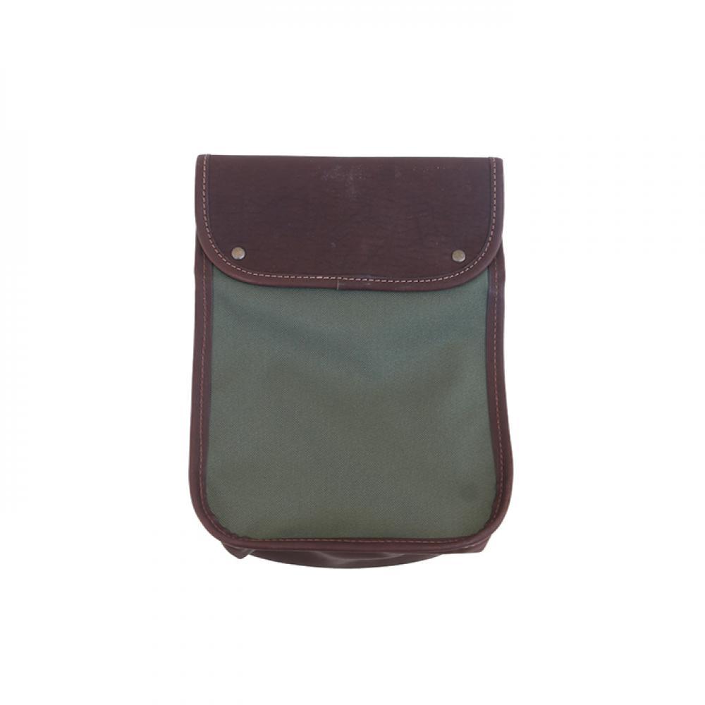 Поясная стендовая сумка для патронов комбинированная
