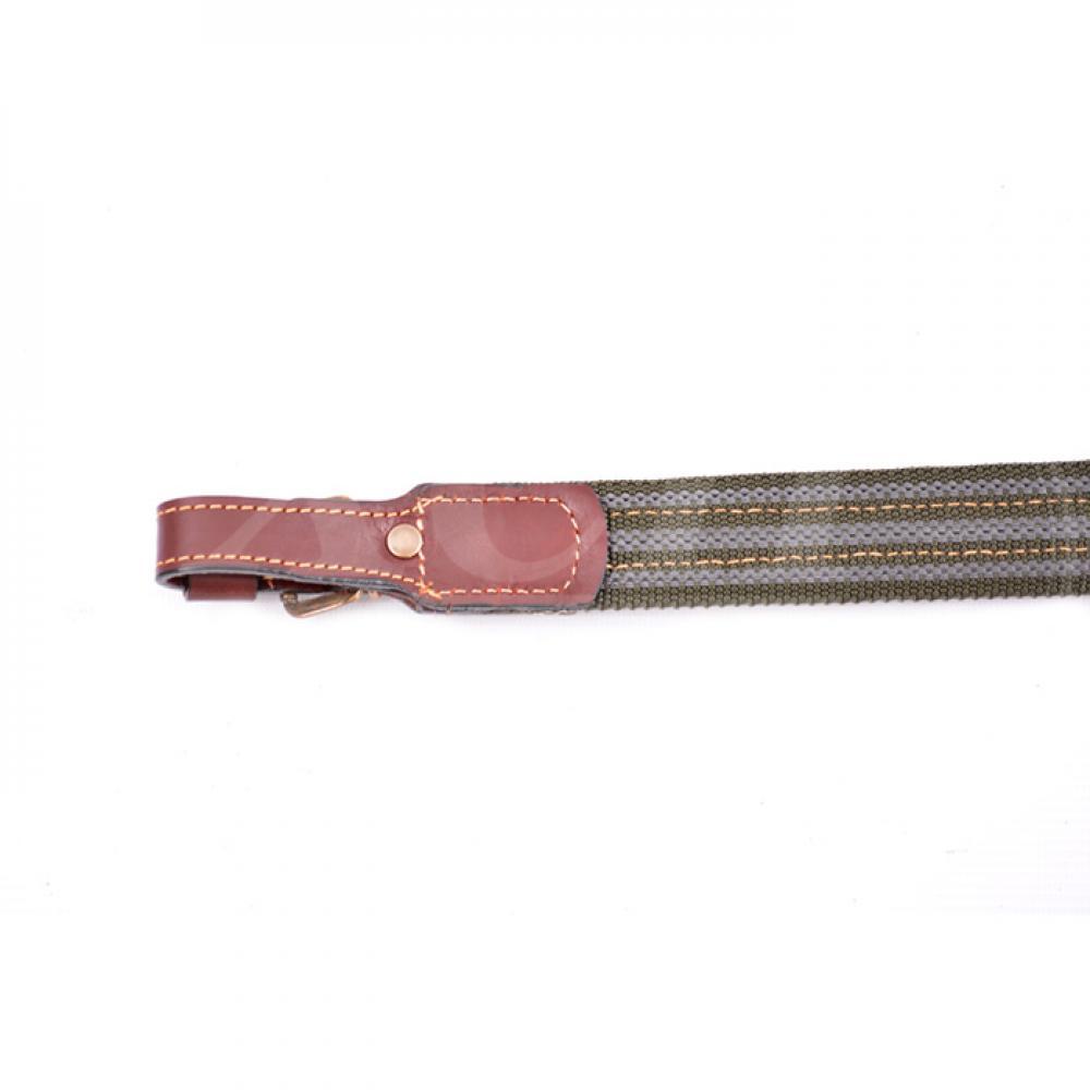 Ремень ружейный противоскользящий с плетением (VIP)