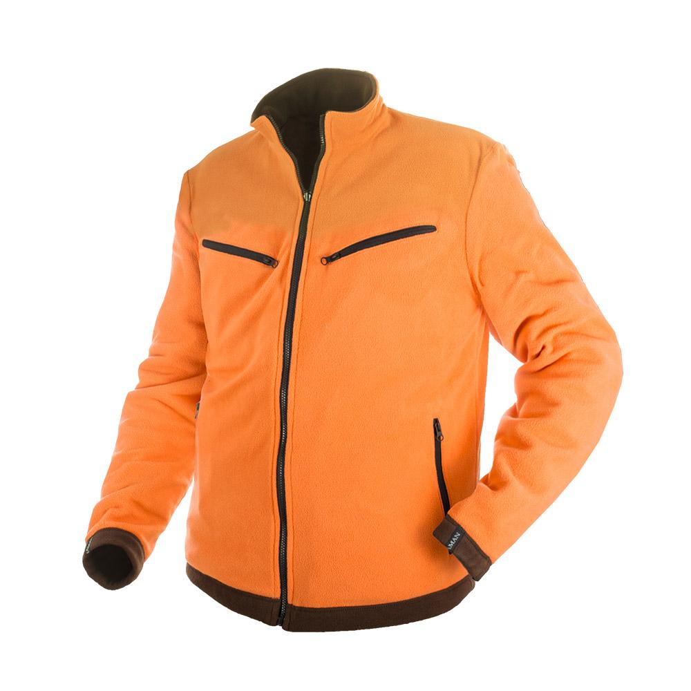 "Куртка флисовая ""Elite"" (Brown) Коллекция ""Шаман"""