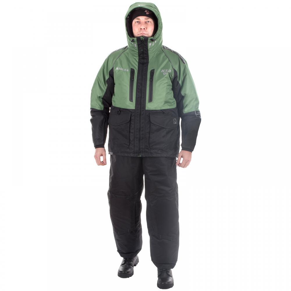 Костюм мужской зимний «Арктика IV» Светло-зеленый 98109-6 ХСН