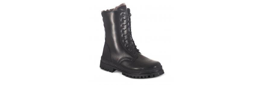 Зимняя обувь ХСН для силовых структур
