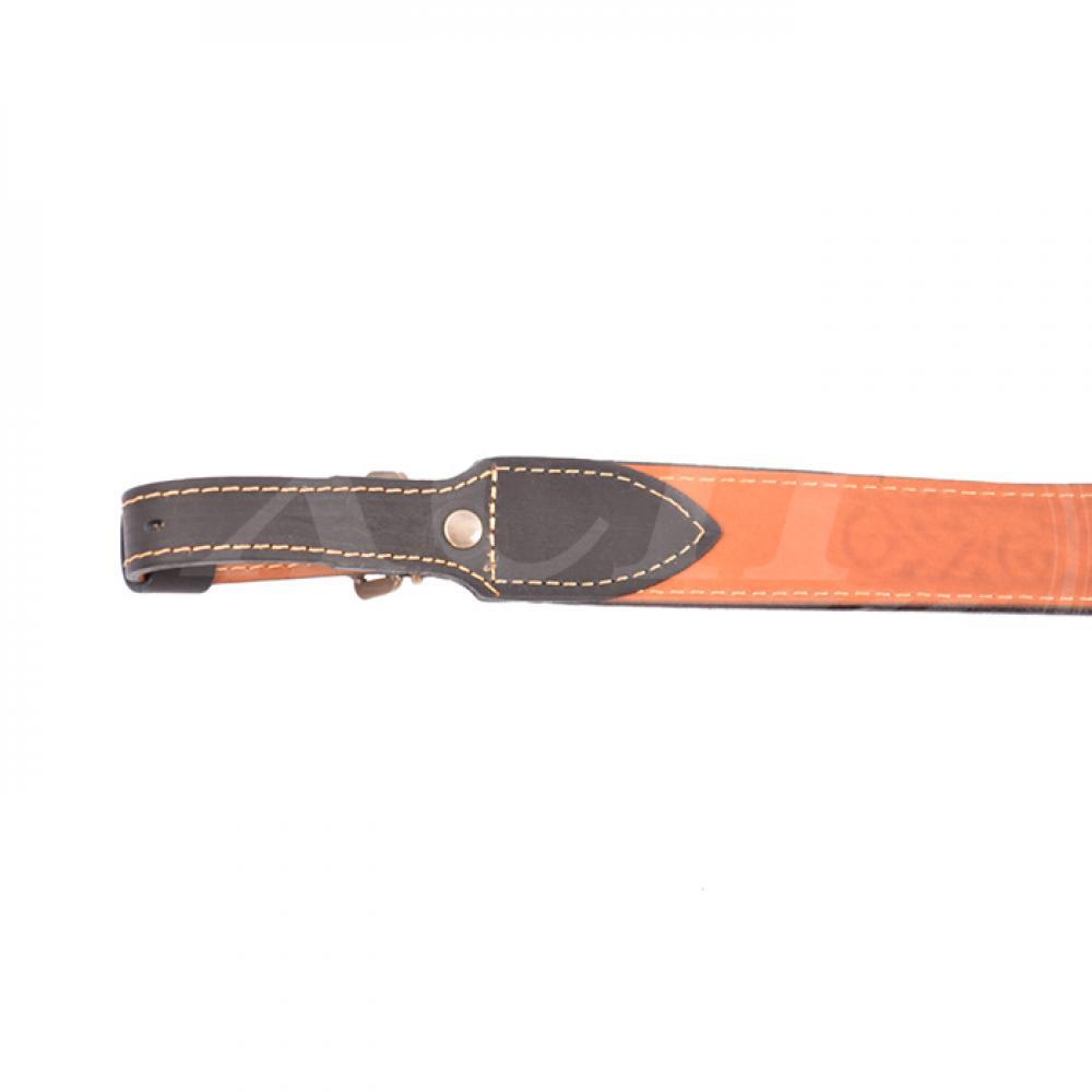Ремень ружейный 35 мм с теснением (III)