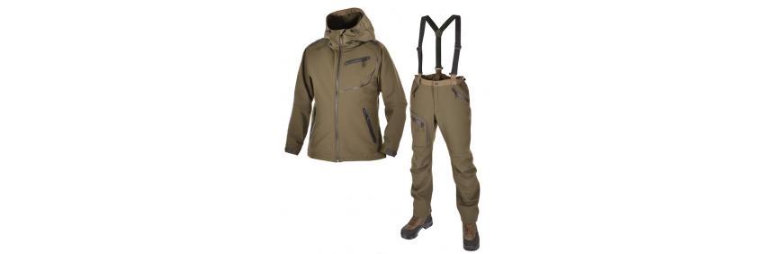 Демисезонные костюмы ХСН для охоты