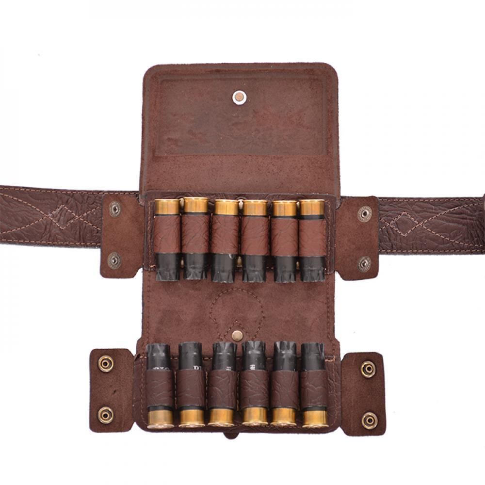 Секция К-16/12 по 2 на 12 патронов в комплекте