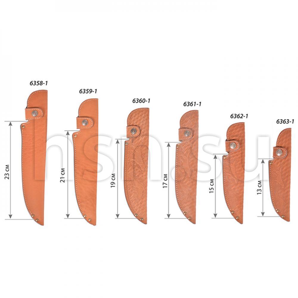Ножны европейские элитные (длина клинка 19 см) (I)
