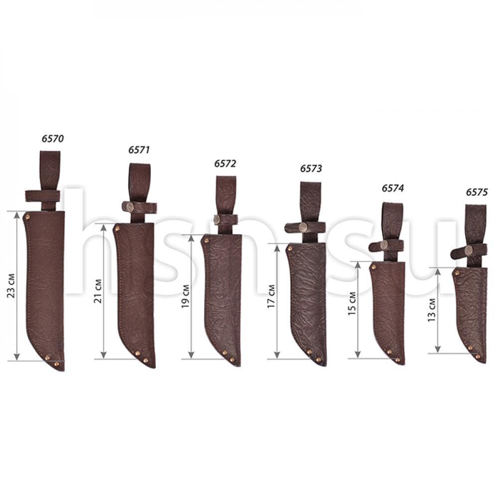 Ножны непальские (длина клинка 17 см)