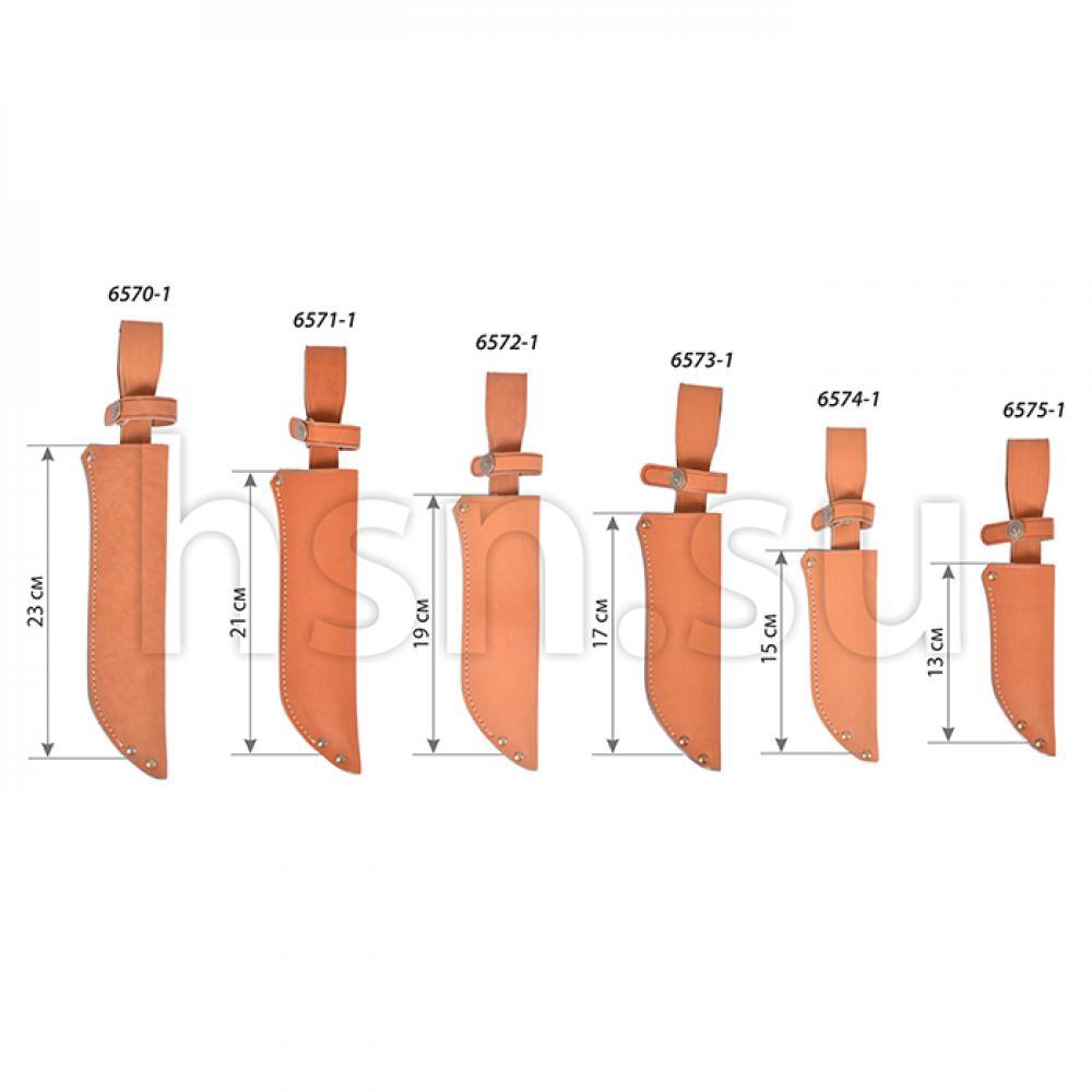 Ножны непальские (длина клинка 17 см) (I)