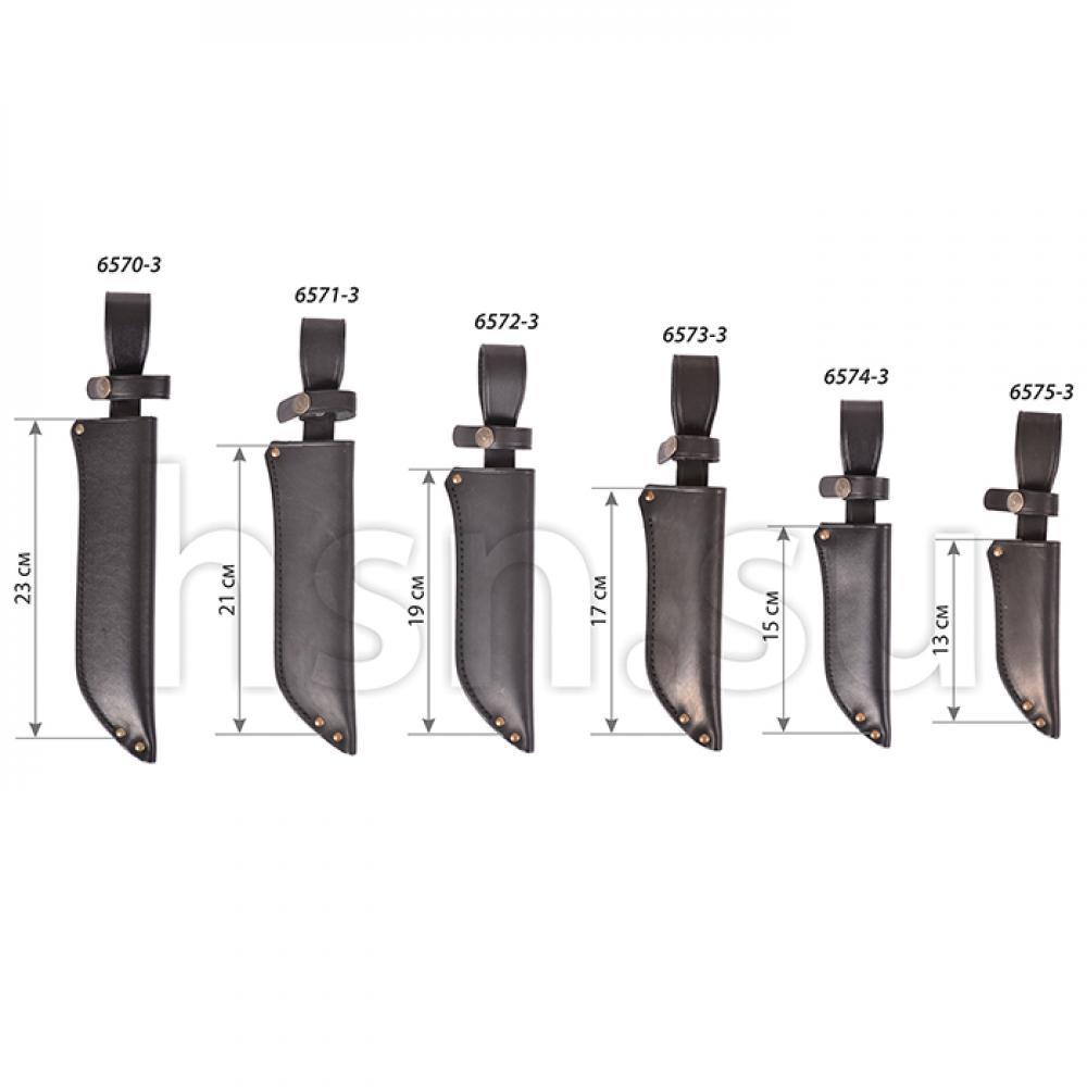 Ножны непальские (длина клинка 17 см) (III)