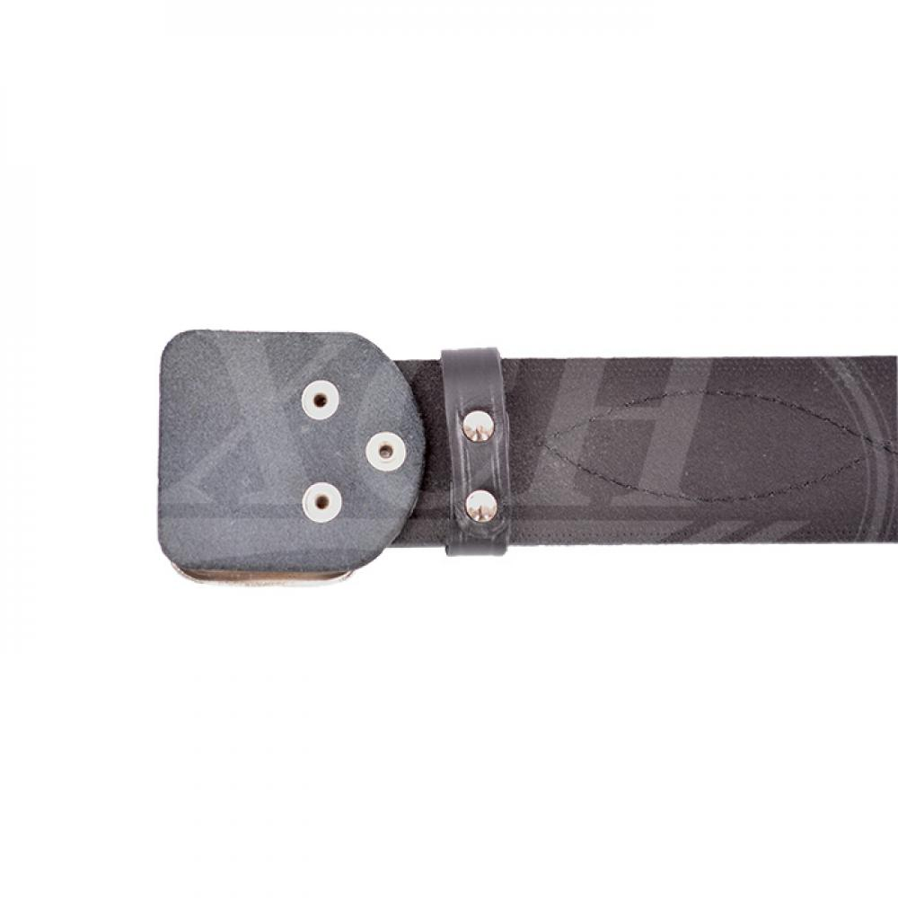 Ремень офицерский чёрный 50 мм (№ 1 - 4)