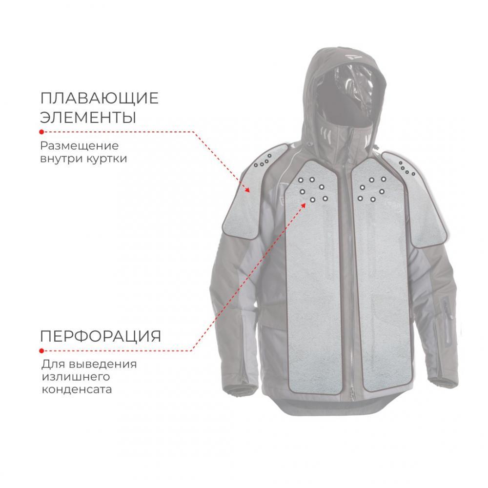 Костюм-поплавок зимний мужской Рескью 4 RESСUER IV NEW (утеплитель Alpolux) ХСН 9916