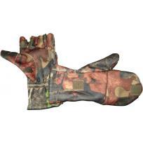 Варежки-перчатки windblok (лес)