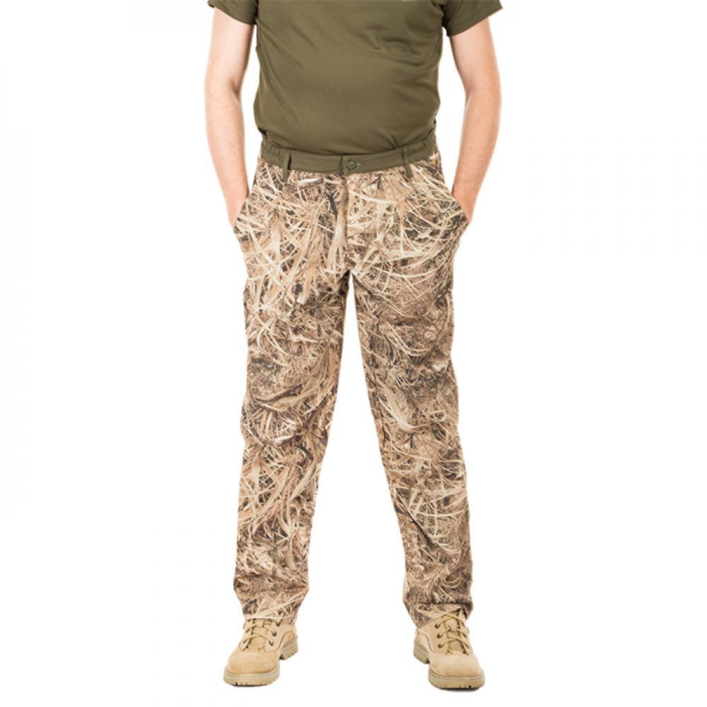 Брюки летние мужские URMAN Урман (сорочка) Камыш 97711-3 ХСН
