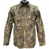 Рубашка рыбака-охотника (лес)