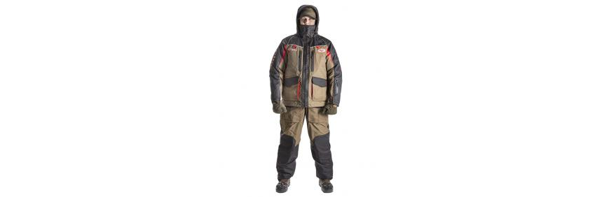 Зимние костюмы ХСН для рыбалки