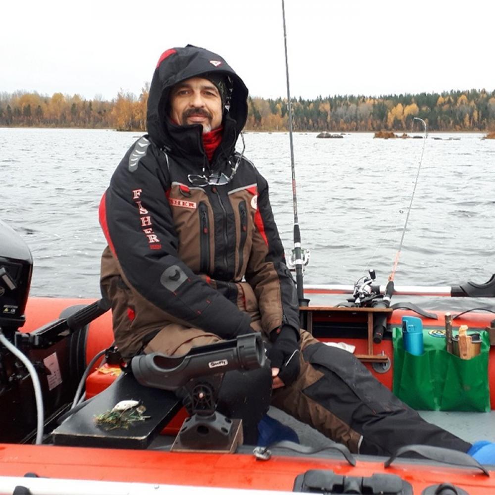 Костюм-поплавок зимний Рескью 3 RESСUER III NEW (утеплитель Alpolux) ХСН 9915