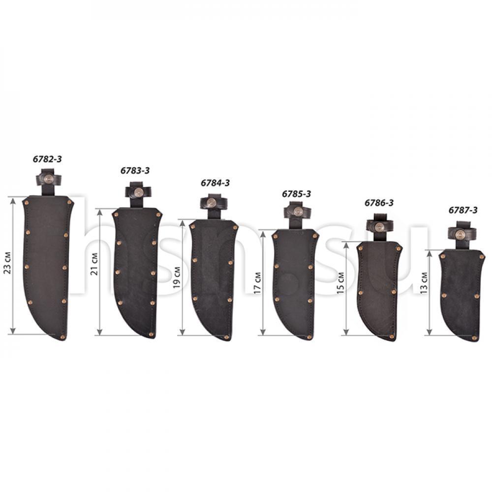Ножны германские (длина клинка 21 см) (III)