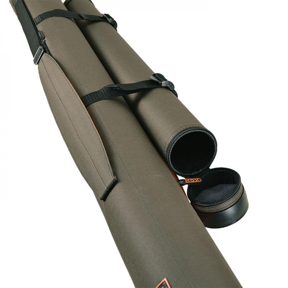 "Тубус ""Feeder"" диаметр 110 мм с доп карманом 125 см"