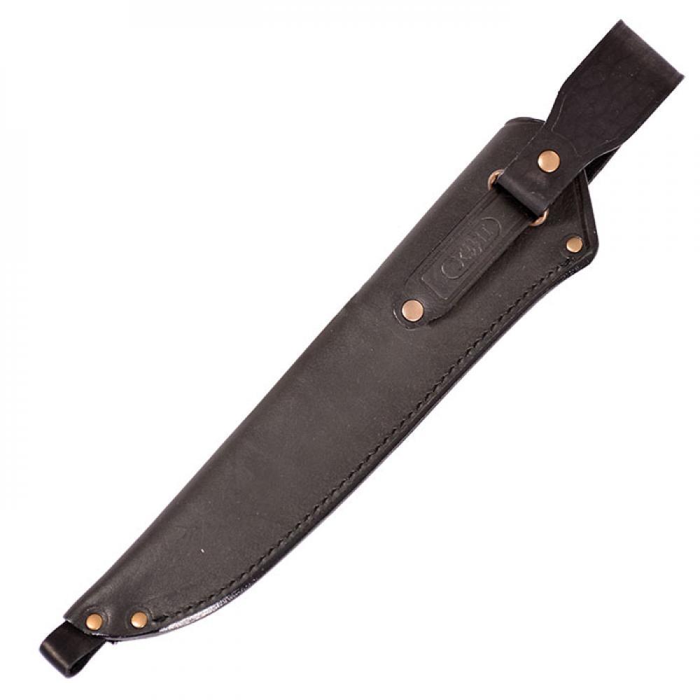 Ножны финские с застежкой (длина 27 см) (III)