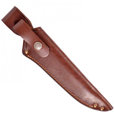 Ножны финские с застежкой (длина 19 см) (IV)