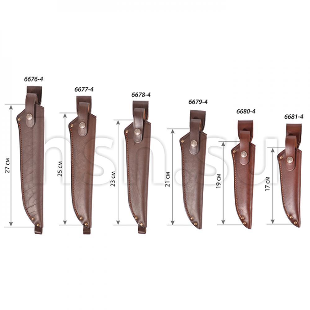 Ножны финские с застежкой (длина 21 см) (IV)