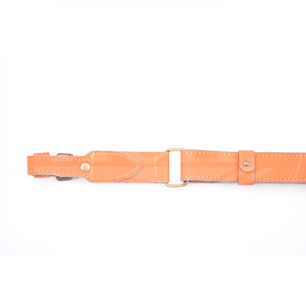 Ремень АКМ - 35 кожа/велюр с пряжкой (I)